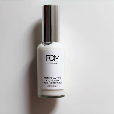 FOM London anti pollution hydra firm face moisturiser