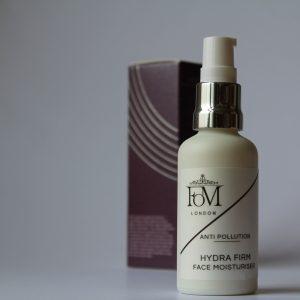 Firming skin moisturizer