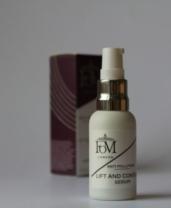 anti ageing anti -pollution serum