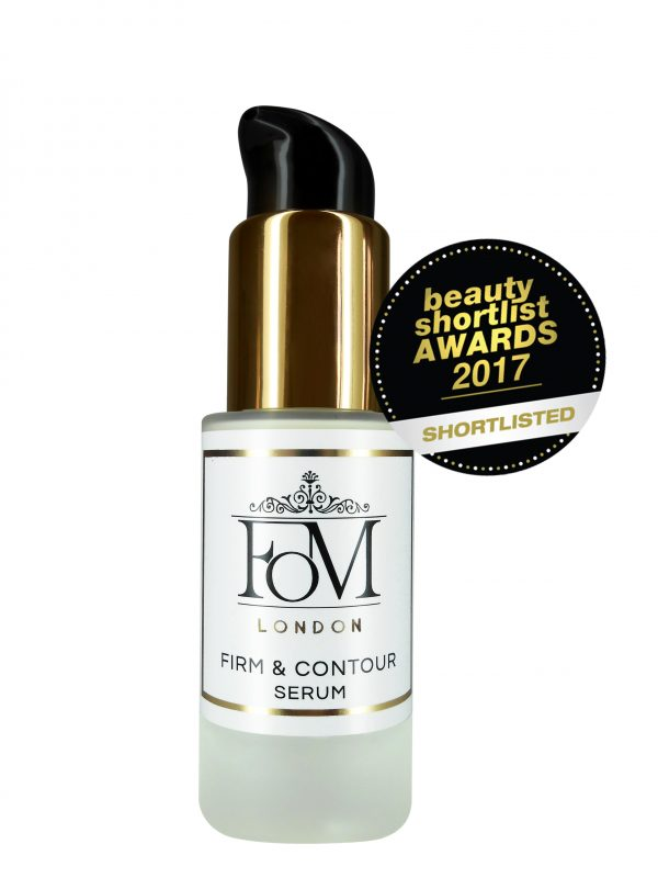 Firming and tightening face serum