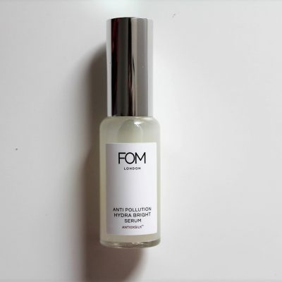 FOM London hydra bright serum