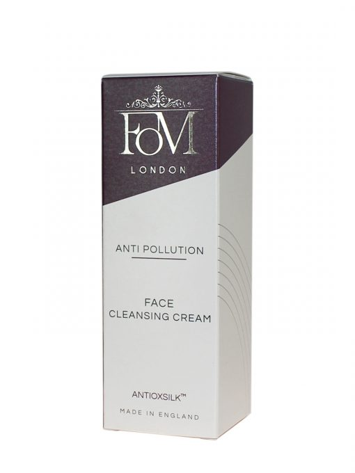 Anti-pollution face cleanser packaging