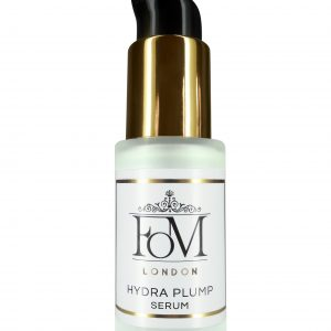 Hydrating plump face serum