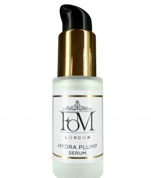 Hydrating plump face serum