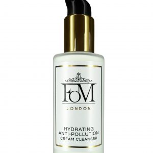 facial anti pollution cleanser removes pollutants