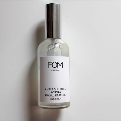 FOM London anti pollution hydra face essence