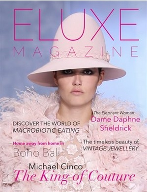 Eluxe magazine features FOM London