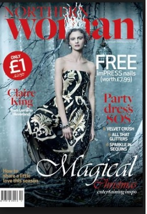 FOM London in Northern Woman Magazine