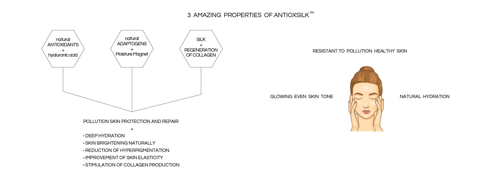 antioxsilk explained
