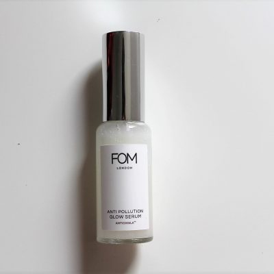 FOM London anti pollution glow serum