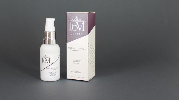 anti-pollution glow serum