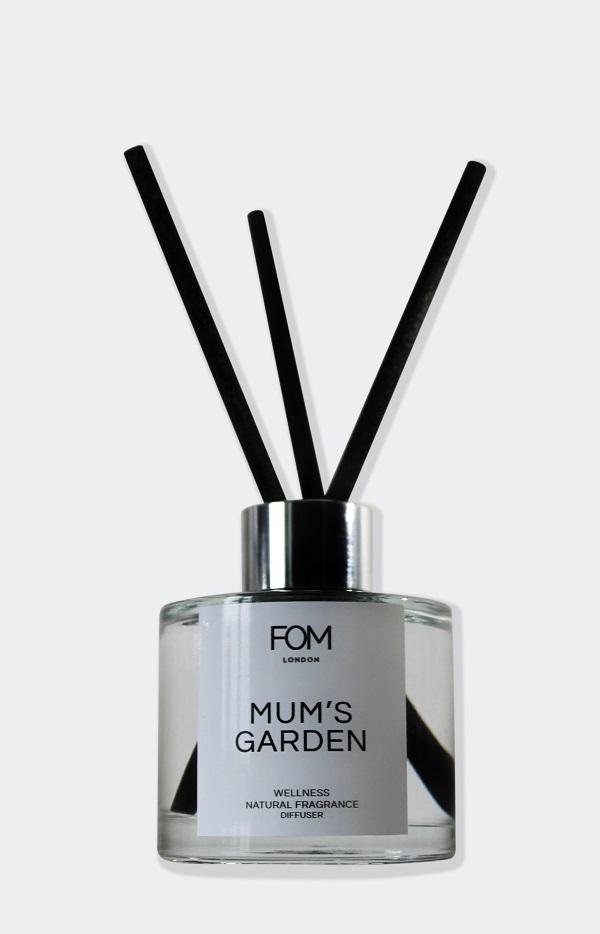 FOM London mums garden reed diffuser