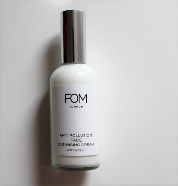 FOM London anti pollution face cleansing cream