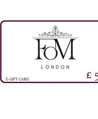 anti pollution skincare e-gift card fom london