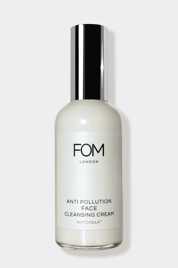 antipollution face cleansing cream