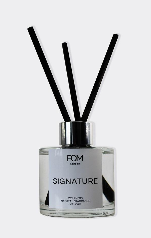 FOM London signature reed diffuser