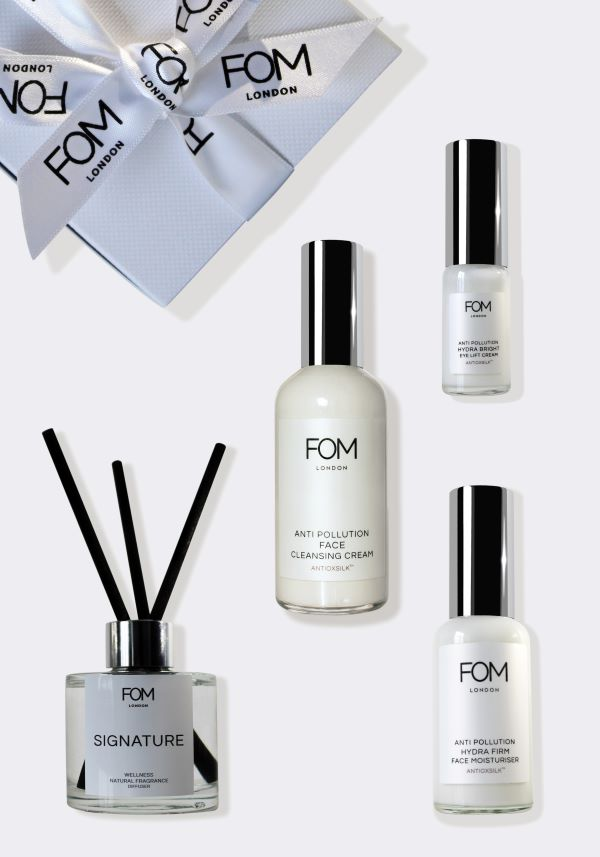 FOM Signature skincare collection gift